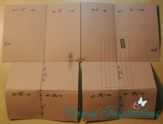 STYLE 2 – File Folder Mini Album Tutorial