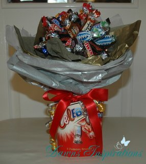 Bouquet of Chocolate Tutorial
