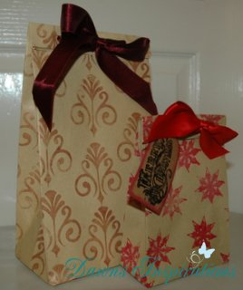 Gift Bag of of an Envelope Tutorial