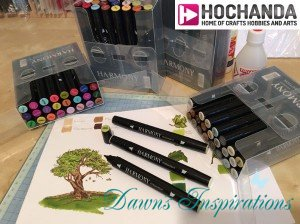 Harmony Pens on Hochanda