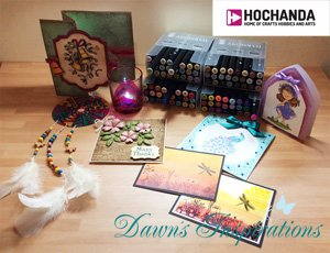 Dawn back on Hochanda with Harmony Pens