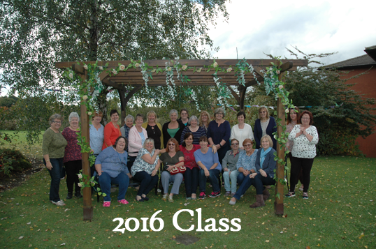 Look what a great time we had at Dawns 2016 Weekend Craft Retreat