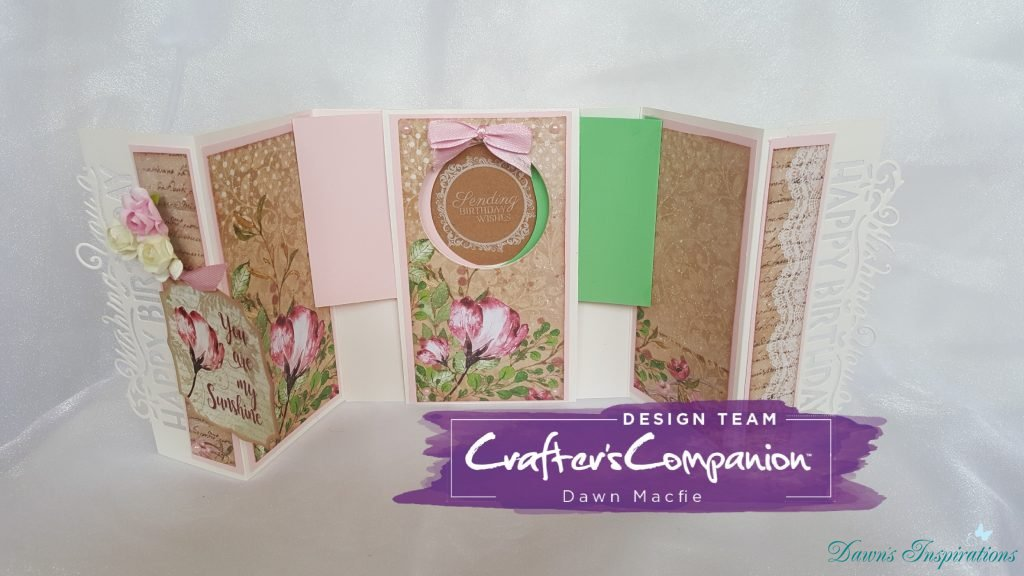 Peek-a-Boo Shutter Card-Crafters Companion Subscription Box