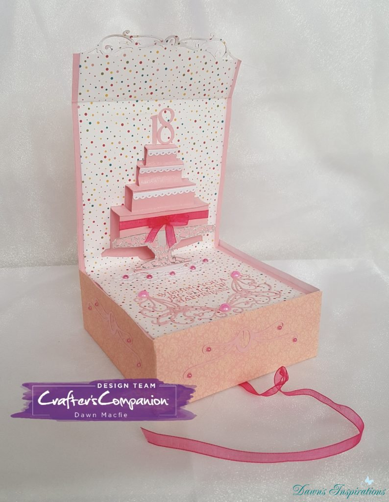 Cake in a Box Video Tutorial